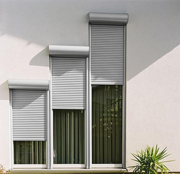 Rulouri geamuri exterioare
