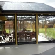 Peretii transparenti, solutia ideala pentru terasa, foisor sau balcon